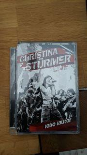 DVD Christina Stürmer