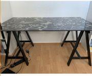 Tisch Glastisch Esstisch Schreibtisch