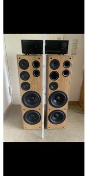 Lautsprecher Verstärker Palladium Poineer