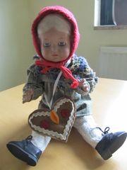 Schildkröt Puppe Bärbel