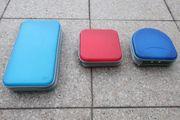 Verkaufe 3 Aufbewahrungsboxen für CDS
