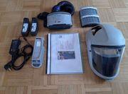 Schutzmaske 3M Belüftungssystem Neu
