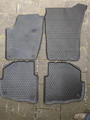 Fußmatten Original VW Gummi-Fußmatten Set