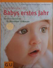 Das große Buch - Babys erstes Jahr