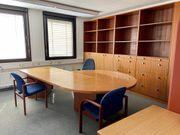 Heller Büroraum in Bürogemeinschaft - möbliert -