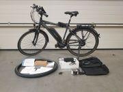FISCHER Herren Trekking E-Bike 28