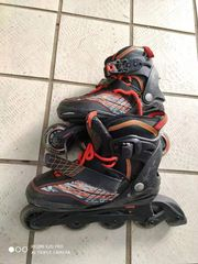 Größen verstellbare Inline Skates 32-36