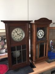 Regulator Uhren 2 Stück sehr