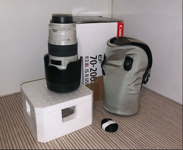 Canon EF 70-200mm f2 8L