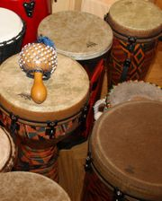 Versierter variabler Percussionist Ü 50