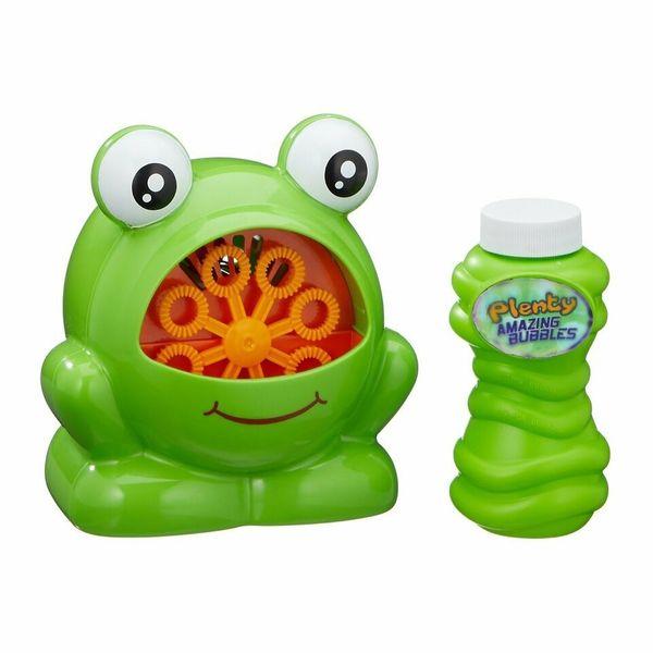 12 Seifenblasenmaschinen Frosch Bubble Maker