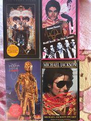 Michael Jackson VHS verschiedene
