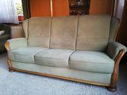 3er-Sofa rustikal