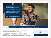 Anlagenmechaniker für Sanitär- Heizungs- und