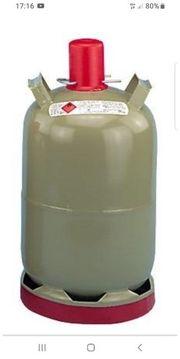 11 kg Propangasflasche Eigentum Tauschflasche
