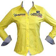 Bluse Damen gelb wie neu -