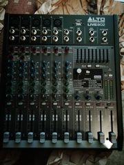 Alto Live 802 Kleinmixer