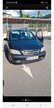 Opel Zafira a 1 6