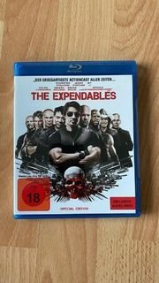 Blu Ray The Expendables Special