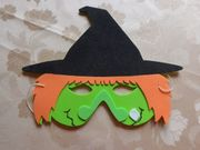 Maske Halloween-Maske nie benutzt nie