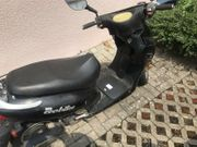 Ecobike 50 ccm Sitzbank Gepäckträger