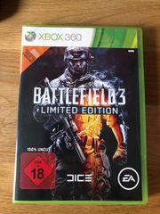 XBox 360 Battlefield 3 Limited