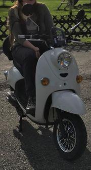 SNE Elektro-Roller Moped-Führerschein