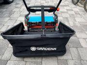 Gardena Spindelrasenmäher C 380 mit