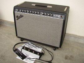 Gitarren/-zubehör - Fender Pro Reverb Tube Amp