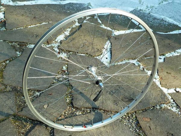 Mehrere Retro-Laufräder Mtb 26 CAMPAGNOLO