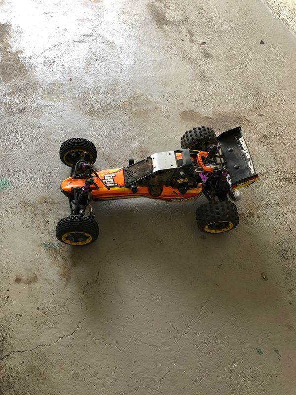hpi baja 5b rc Car