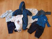 Kleidungspaket Gr 62 - 68 Herbst