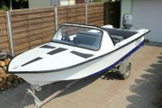 Motorboot GFK 60 PS mit
