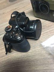 Kamera von Fuji mit 18fach