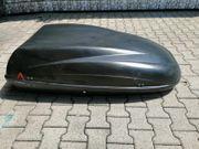 Dachbox G3 Krono 400 schwarz