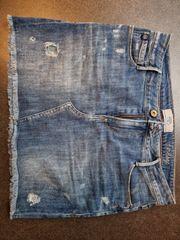 Jeans Minirock von heritage Gr