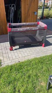 Reisebett oder Laufstall für Kinder