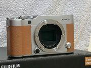 Fujifilm X-A3 mit Fujinon XF
