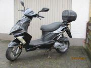 4 Takt Motorroller Modernes Design