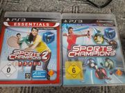 PS3 Sports-Champion 1 2 mit