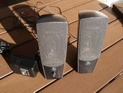 Logitech Stereo PC Lautsprecher Boxen