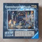 Ravensburger Exit Puzzle Vampirschloss