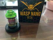 E- Zigarette Verdampfer wasp nano