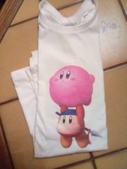 Kirby Fan Shirt Nintendo Gr