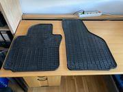 Gummi-Fußmatten für Golf 6