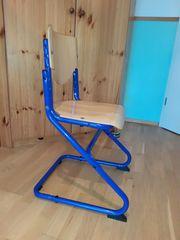 Schülerstuhl Holz Schreibtischstuhl höhenverstellbar