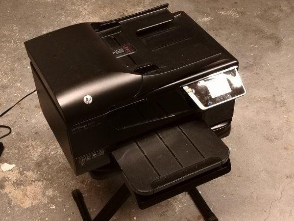 HP Officejet 6600 DEFEKT