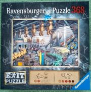 Ravensburger EXIT 368 Teile Puzzle