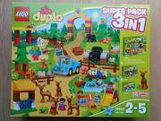 LEGO DUPLO Wildpark Super Pack