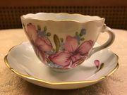 Espresso Tasse Schierholzsche Porzellanmanufaktur